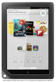 NOOK HD+ Slate 16GB  I love my Nook HD+!! And now with tbe Android Google App store it rock even more!