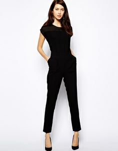 Image 4 of Warehouse T-Shirt Jumpsuit