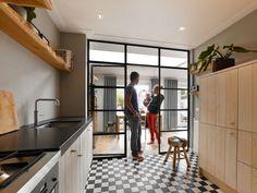 Stalen deuren keuken/eetkamer 4