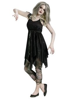 8 Best Zombie Costumes For Girls Images On Pinterest Halloween