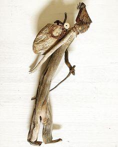 #driftwood #driftwoodart #handcrafted #woodartist #woodart #sculpture…