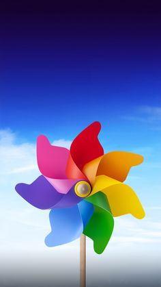 Great color windmill iphone 6 plus wallpaper. Bright Wallpaper, Live Wallpaper Iphone, Apple Wallpaper, I Wallpaper, Iphone Wallpapers, World Of Color, Color Of Life, Rainbow Aesthetic, Art For Art Sake