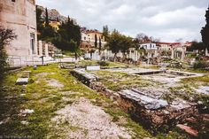 Visiting the Ancient Ruins of Athens - Which are Best?