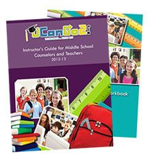 Free resources for middle school counselors!