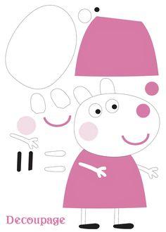 PEPPA PIG petit cochon rose