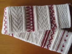 Lappone: Ore Tradition - Sampler in Twined Knitting