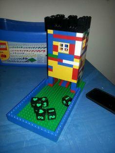 Simple Lego Dice Tower Tutorial | BoardGameGeek | BoardGameGeek