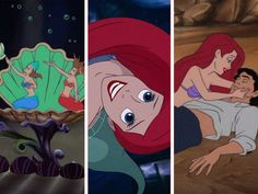 Are These Images From Disney Movies In The Correct Order?