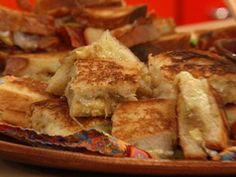 Grilled Cheese Bar: The French Onion