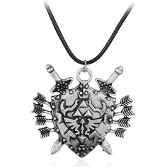 Hey there! We just added a new product. Check it out here => http://www.ziloda.com/products/the-legend-of-zelda-triforce-vintage-shield-rope-leather-necklace-tm?utm_campaign=social_autopilot&utm_source=pin&utm_medium=pin