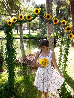 Obsessed with Sunflowers for my wedding!
