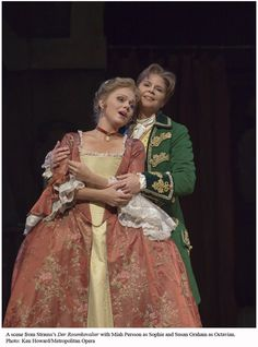 More of Der Rosenkavalier.