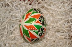 Star of Success Ukrainian Egg by StiglianoDesigns on Etsy