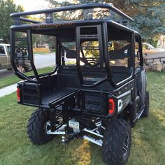 Our website is here, check it out!!! Cryptocage.com  #polaris #ranger800 #polarisranger #polarisrangerxp #polarisranger900xp #rollcage #safarirack #hunting #fishing #utv #sidexside #sidebyside #fulltailgate #fullswingoutailgate #accessoryrack #sparetiremount #benchseat #seatbracket #aluminumroof Ranger 900 & 1000 roll cage packages.  Call Darren for more info 801-865-7647. dranhall@gmail.com.  cryptocage.com