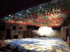 """""""Omul cel bun din Seciuan"""", Bulandra Icoanei   #shotoniphone #iphonex #teatru #theatre #bulandra"""
