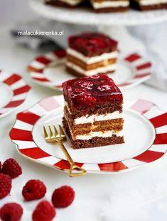 Polish Recipes, Polish Food, Dessert Drinks, Tiramisu, Sweet Tooth, Food And Drink, Sweets, Ethnic Recipes, Dom