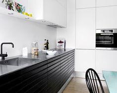 Køkken M-Line | Rene linjer med Tvis Køkkener