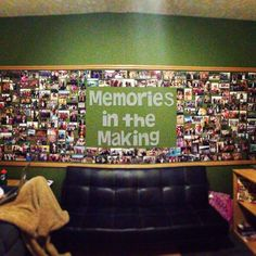 College dorm decorating! :)