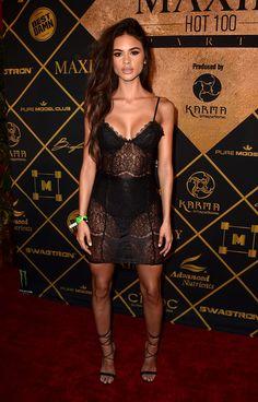 Sophia Miacova - All the Looks from the 2016 Maxim Hot 100 Party - Photos