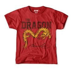 Bruce Lee The Dragon Kids T-Shirt