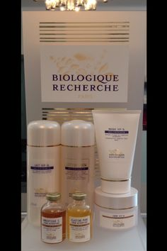 A very exciting news!  We are delighted to welcome Biologique Recherche to Revivekliniken and to Sweden. For the best version of your skin, here is your starting point. — at Revivekliniken.