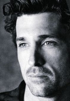 Find images and videos about handsome, greys anatomy and patrick dempsey on We Heart It - the app to get lost in what you love. Beautiful Blue Eyes, Gorgeous Men, Ellen Pompeo Patrick Dempsey, Patrick Demsey, Derek Shepherd, Portraits, Meredith Grey, Hot Actors, Matthew Mcconaughey