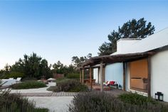 House in Comporta landscaping greenery