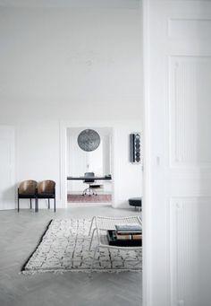 I need a bigger apartment and more empty walls. Philip Stark...