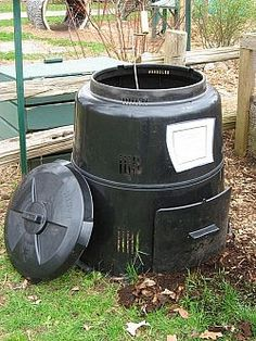 Tips on getting the most out of your composter.