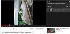 Vídeo sobre reaproveitamento de água da chuva que fiz aqui em casa.  BLOG: http://todaprincesamerece.blogspot.com.br/ Facebook: https://www.facebook.com/TPMsolucoescriativos?fref=ts Youtube: https://www.youtube.com/user/juliniaraujosantos?feature=watch Site: http://www.todaprincesamerece.com/  #água #water #water reuse