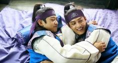 This ship is everything  Minho and Do Ji-Han (soo ho and ban ryu)