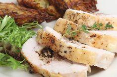 Petti di pollo ripieni al forno #star #ricette #pollo #food #recipes