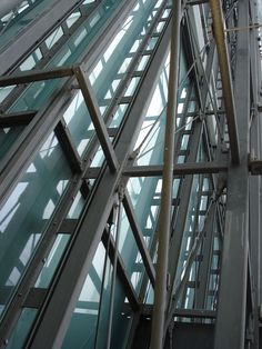 Façade detail : Kunsthaus Bregenz (KUB) Austria | Peter Zumthor
