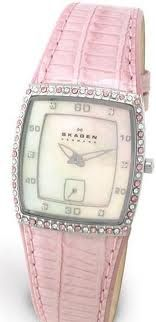My favorite Skagen watch....I actually own this one.  Love it!