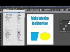 ▶ Adobe Indesign For Beginners - Tutorial Course Overview ...