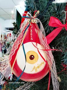 χειροποίητα γούρια www.rodon.site Christmas Ornaments, Holiday Decor, Home Decor, Xmas Ornaments, Homemade Home Decor, Christmas Jewelry, Christmas Ornament, Interior Design, Christmas Baubles