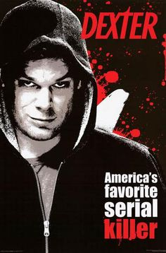 Michael C Hall is Dexter - America's Favorite Serial Killer! A great poster for any fan of the TV show. Fully licensed. Ships fast. 24x36 inches. Check out the