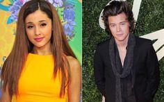 harry styles and Ariana grande grammy's | Ariana Grande