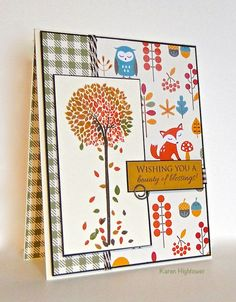 "I used the wonderful STV Kit ""The Simple Things to create this cute little card. It is available at http://www.shop.ginakdesigns.com"