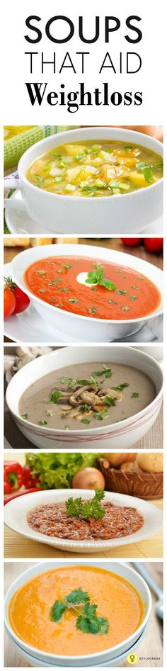 A lot of people today focus on weight loss. One of the best ways is a liquid diet. Here are some soups for weight loss that will help you those few ...(What Is A Vegan Diet)