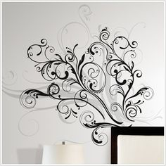 Forever Twined Giants Wall Decals  http://www.roommatespeelandstick.com/walldecals/forever-twined-giant-wall-decals.aspx