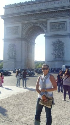 A walk about Paris will provide lessons in history, beauty, and in the point of Life.