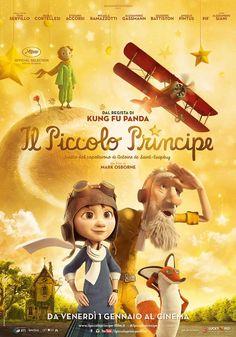 Il piccolo principe: locandina e trailer in italiano
