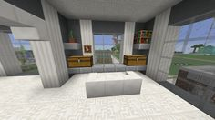 Minecraft desk no.1