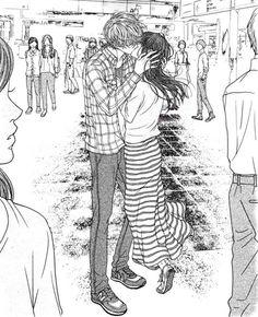 Kuchibiru ni Kimi no Iro  Habia perdido todo el colór en un mundo lleno de colores....hasta que un chico brillaba como el oro cambio mi mundo