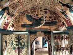 Deir El Medineh,  daté de 3280 ans env.