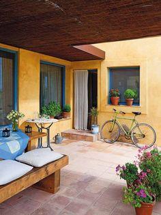 Fachadas y zonas de entrada con estilo