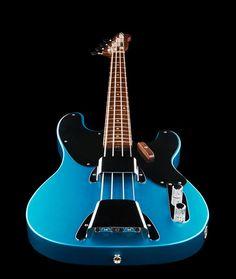 """Fender 51 P-Bass Walnut CC LPB MBDG, E-Bass, Masterbuild by Dennis Galuszka, selektierter Esche Korpus, einteiliger Walnusshals, '51 P-Bass """"U"""" Shape, 7.25"""" Radius, 20 Medium-Jumbo Bünde, Micarta Sattel, 34"""" Long Scale Mensur, 55 P-Bass..."""