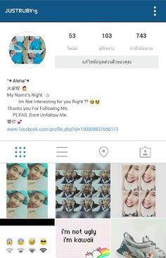 ▶▶ Following My IG ◀◀ (: JustRuby15 (: