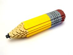 With this pencil you can make fantastic sketches... #legopencil